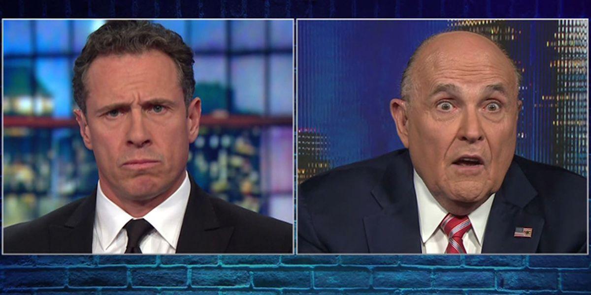 Giuliani: 'I never said there was no collusion' between Trump campaign, Russia
