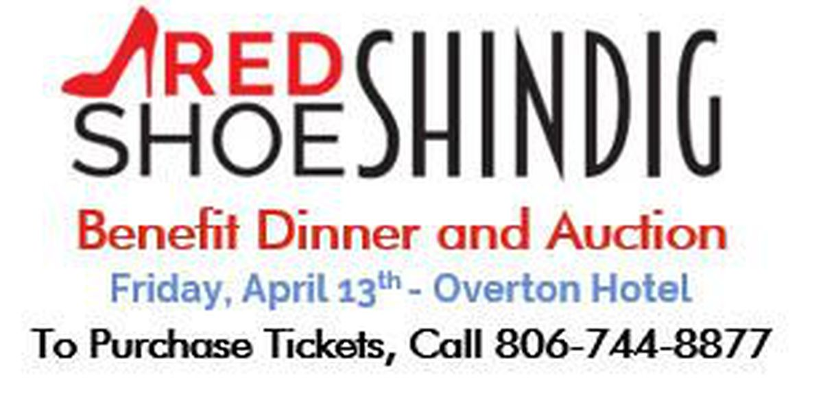 Tickets available for Red Shoe Shindig benefiting Ronald McDonald House