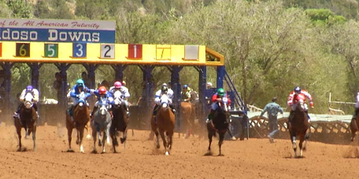 Ruidoso Downs open for Memorial Day weekend, without fan attendance