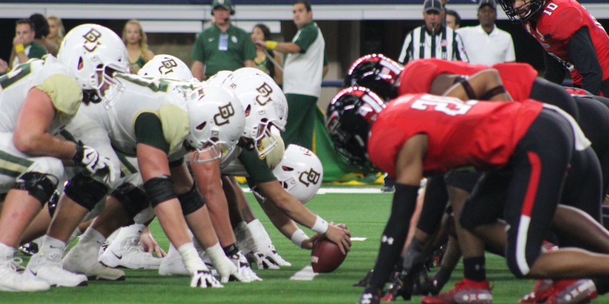 PLAY-BY-PLAY: Baylor beats Tech, 35-24