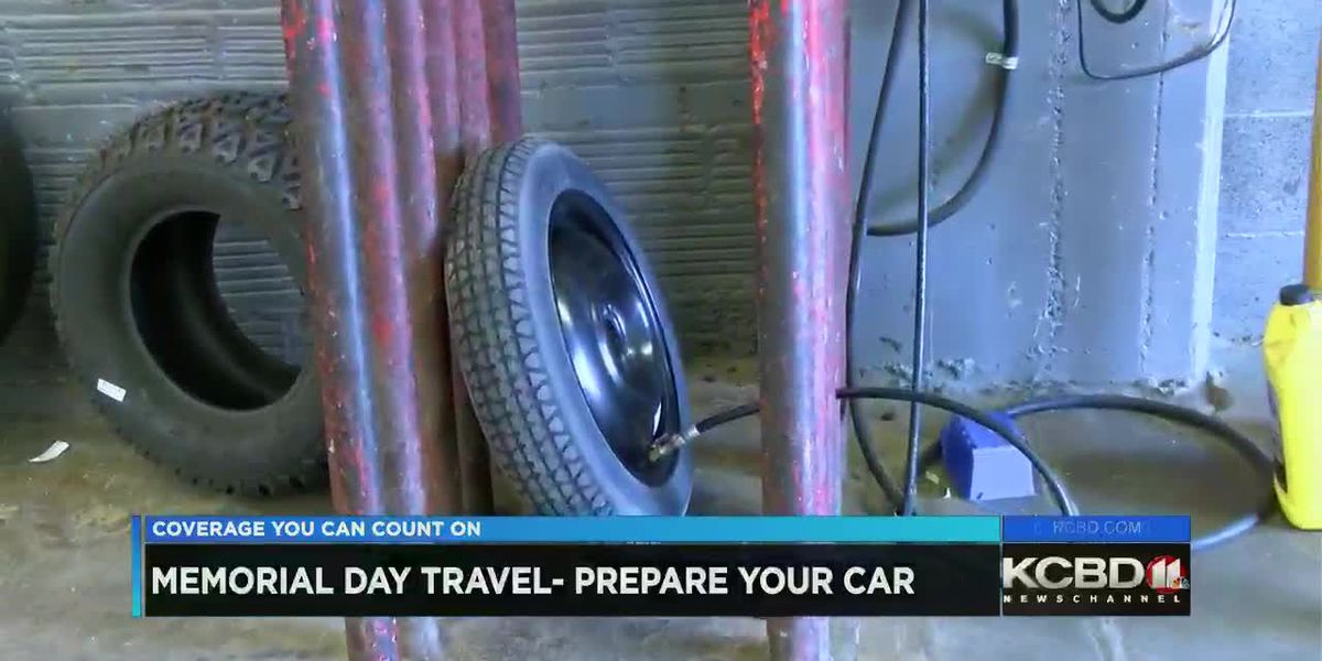 How to prepare your car for Memorial Day weekend travel