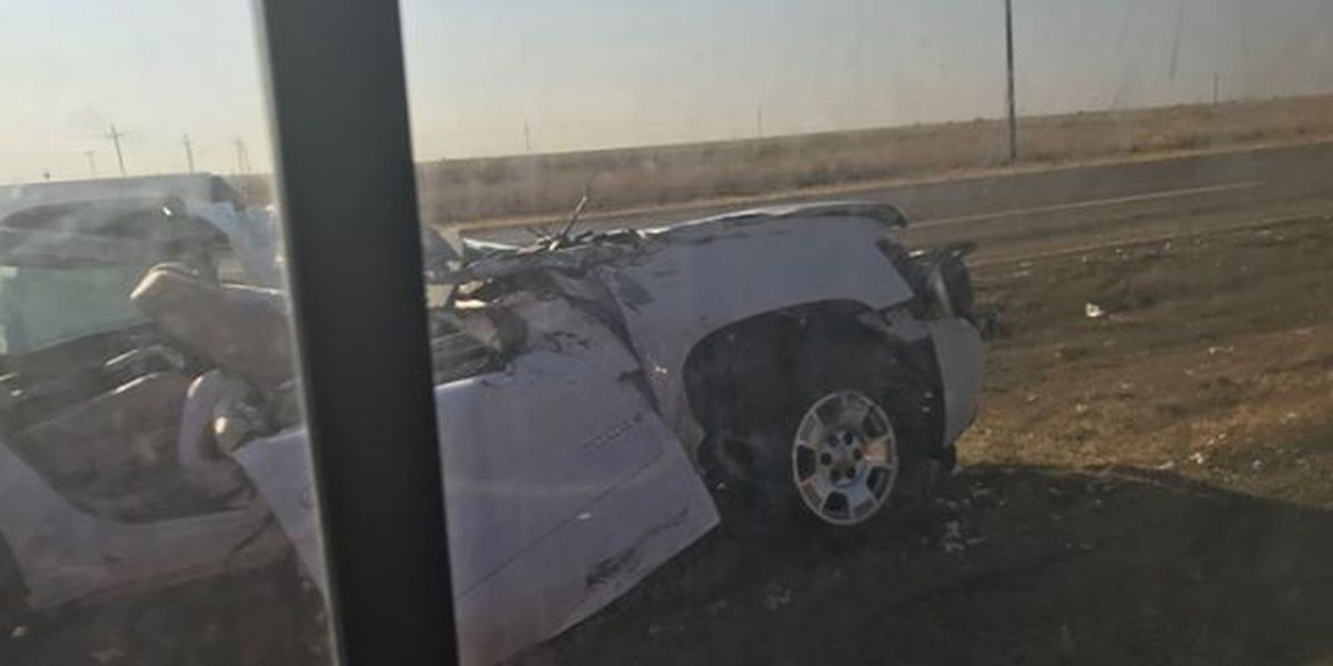 Troopers identify woman airlifted to hospital after crash involving cotton module truck