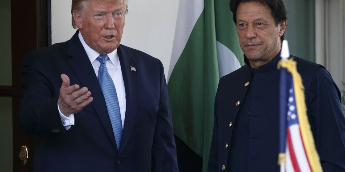 Trump seeks Pakistan's help to end long Afghanistan war