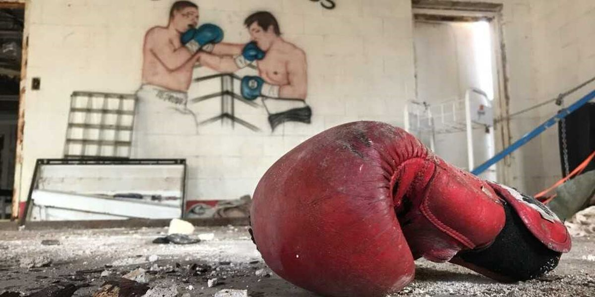 Founders hope to build community center at site of Crossroads Boxing Club