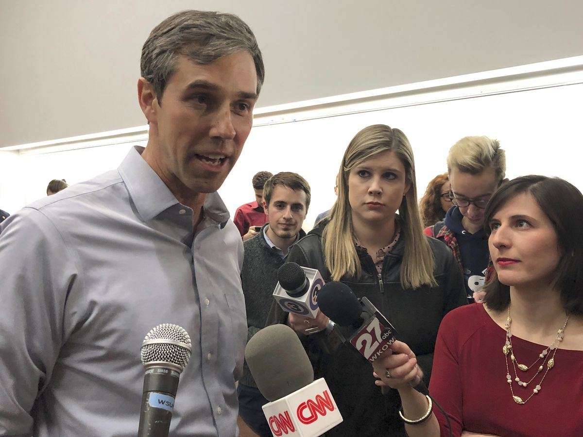 Beto O'Rourke raises $6.1 million in first 24 hours — beating Bernie Sanders and all other 2020 contenders