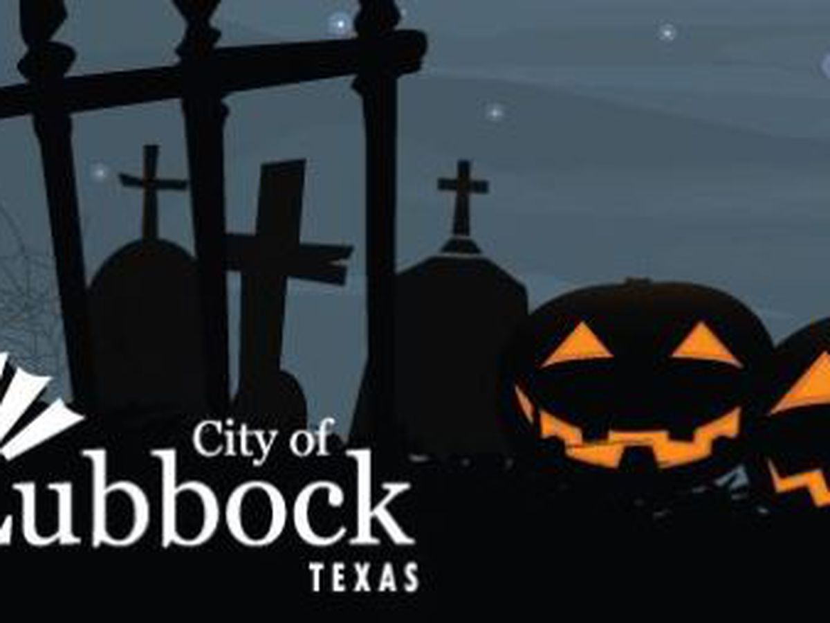 The City of Lubbock: COVID safety tips for Halloween