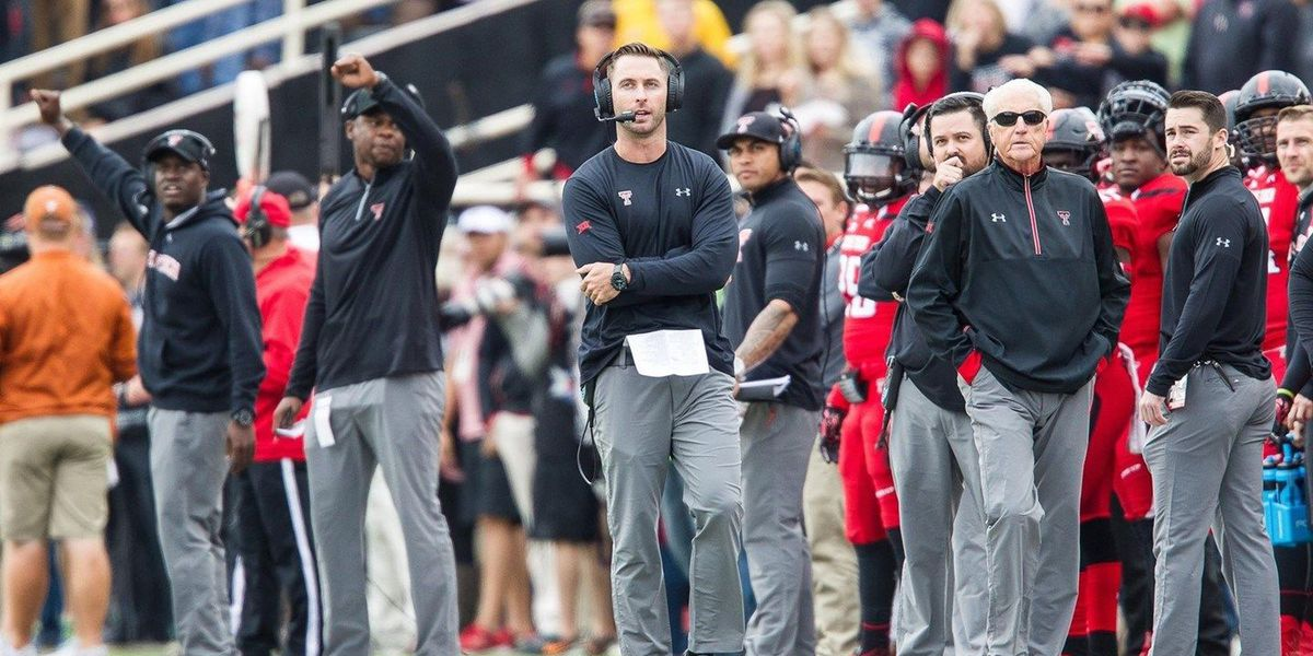 Texas Tech football adds 13 newcomers to start spring semester