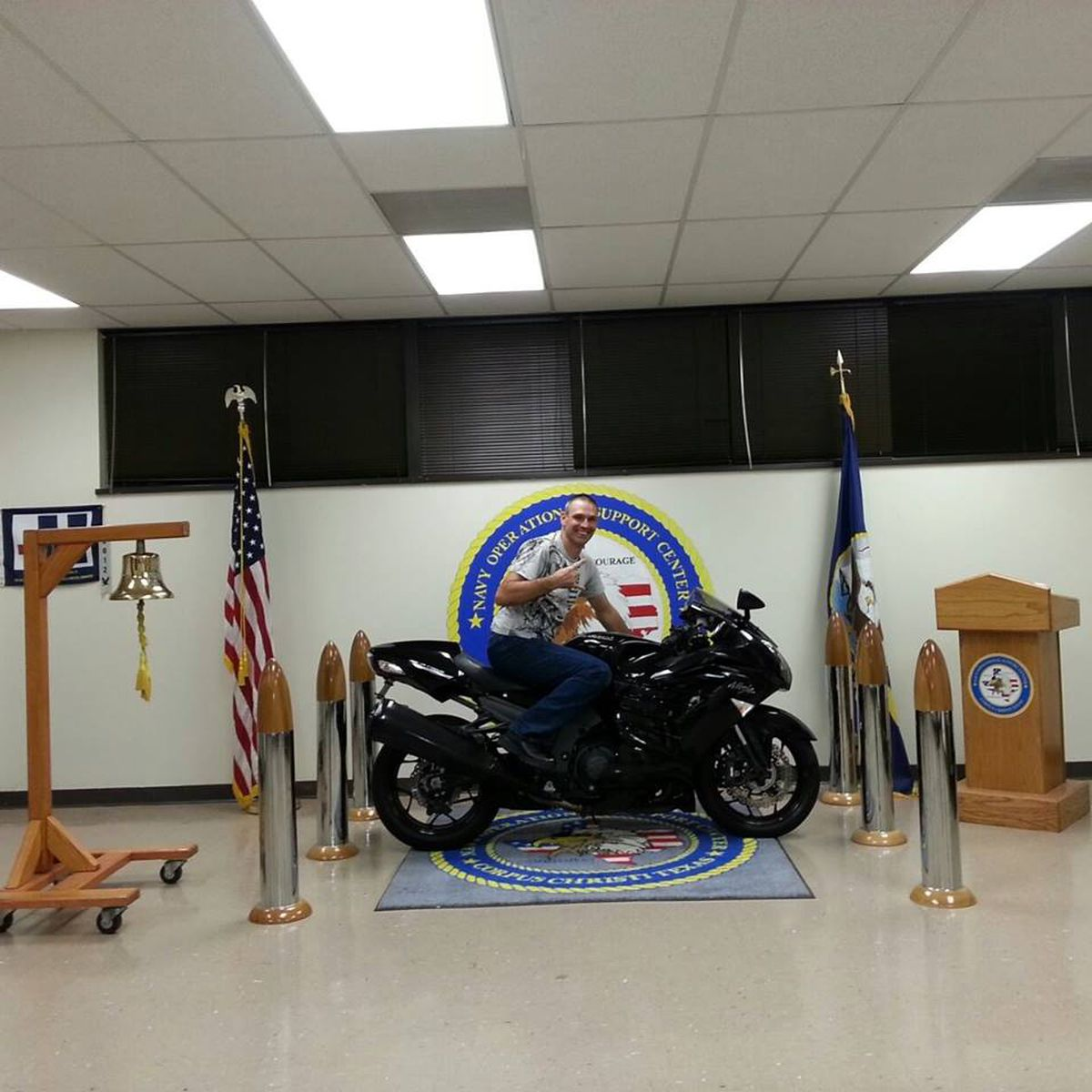 Brownfield Navy Service member killed in California