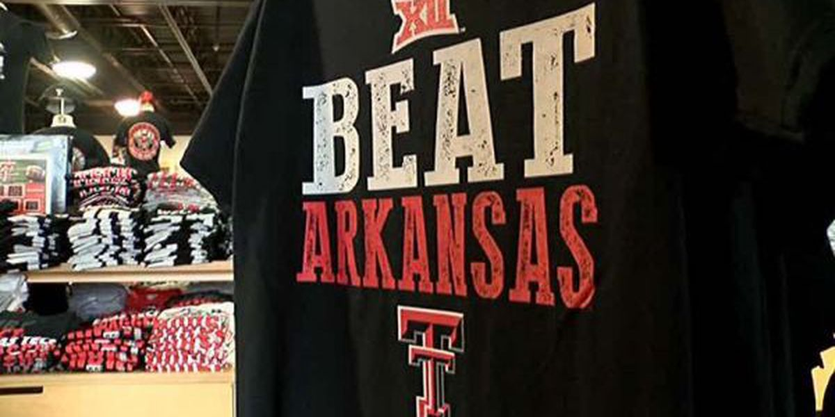 Red Raider retailers report blackout shirts selling fast