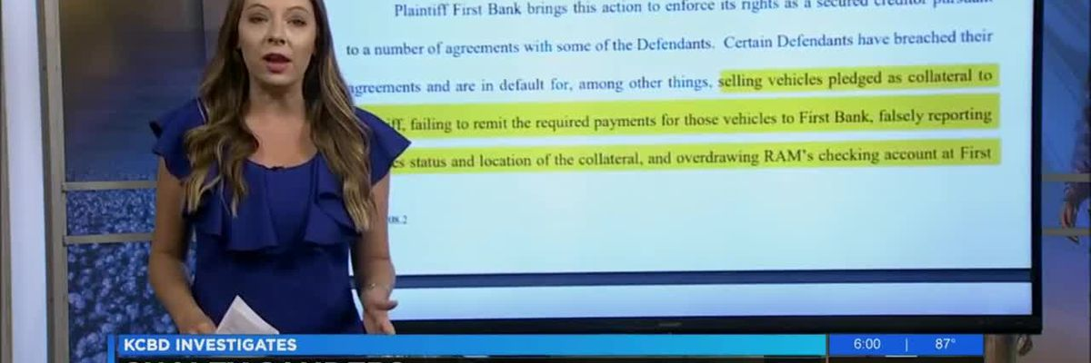 First Bank & Trust files lawsuit against Reagor-Dykes