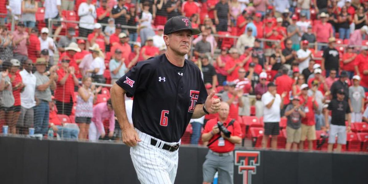 Caleb Kilians two-hit complete game leads Red Raiders to 3-0 victory
