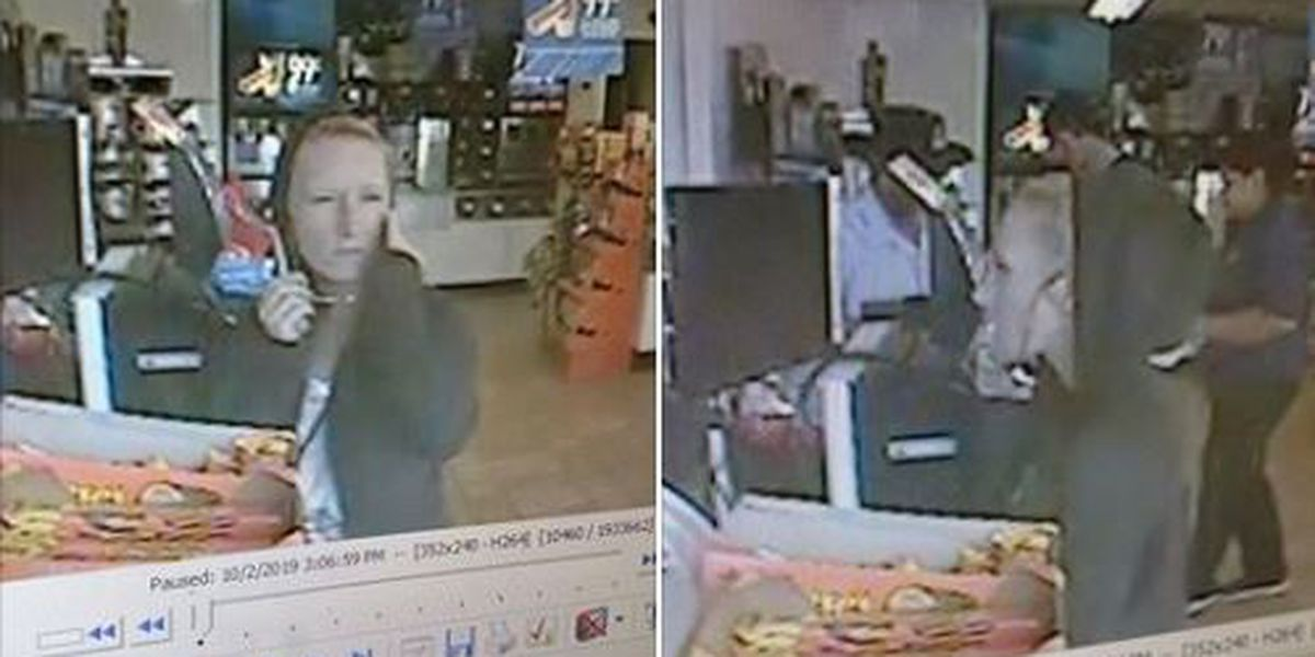 Wolfforth Police searching for person of interest in credit card abuse case