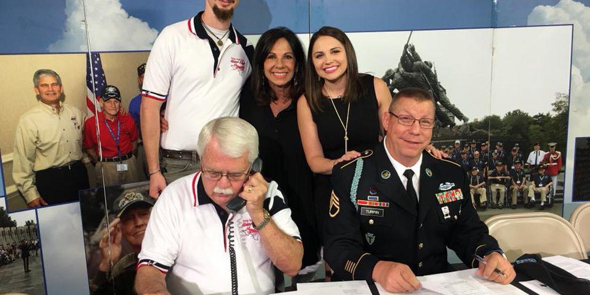 More than $47,000 raised for Honor Flight veterans