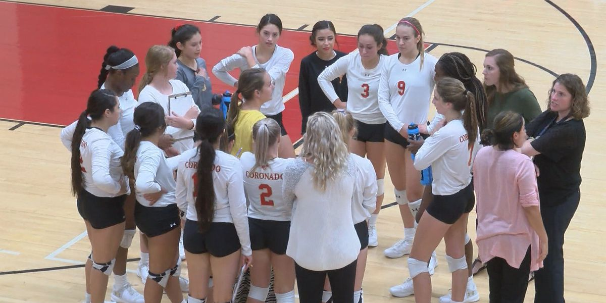 High School Volleyball Scores: 9/18