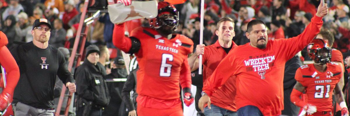 Red Raiders still focused on goals with 2 games left