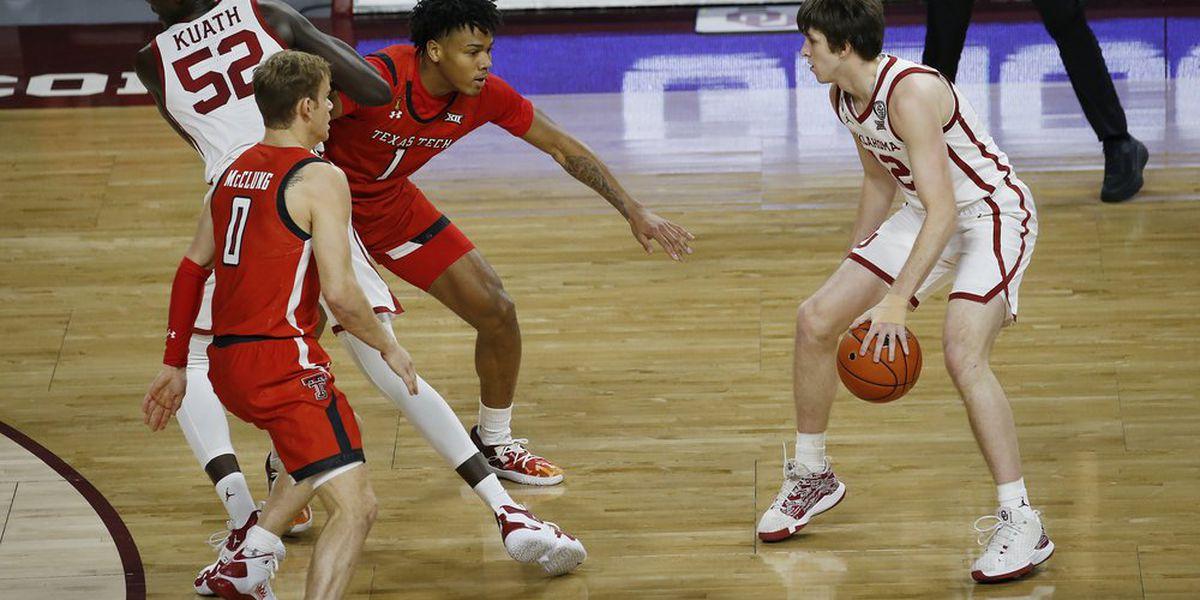Red Raider basketball game at Baylor postponed