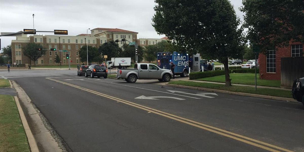TTU student hit by vehicle at 19th and Boston