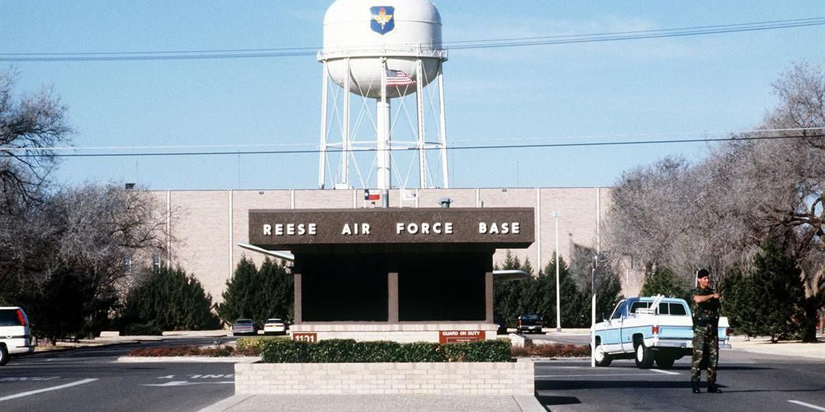 U.S. Air Force finds 20 contaminated water wells at former Reese Air Force Base