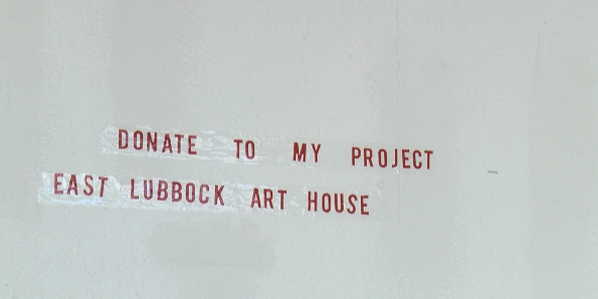 Local artist raising money to create a community art center to promote artists of color