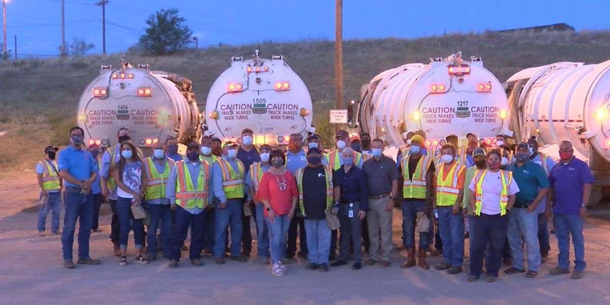 Pay It Forward: Recognizing City of Lubbock's Solid Waste Deparment's hard work duing pandemic