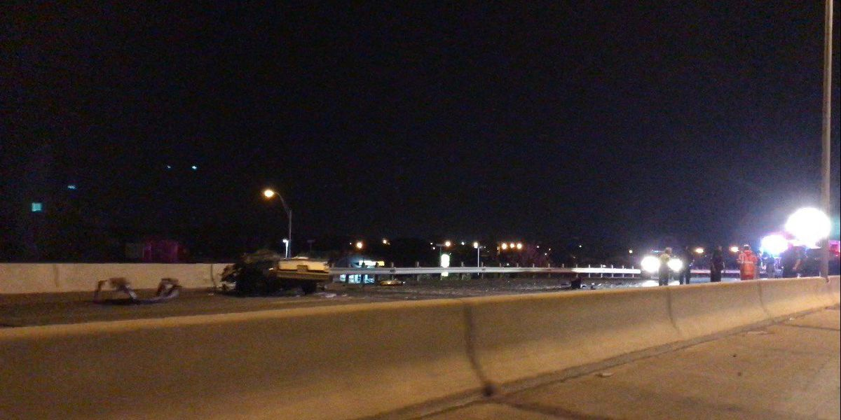 Police release name of 18-year-old driver killed in crash on S. Loop 289 at Indiana Ave.