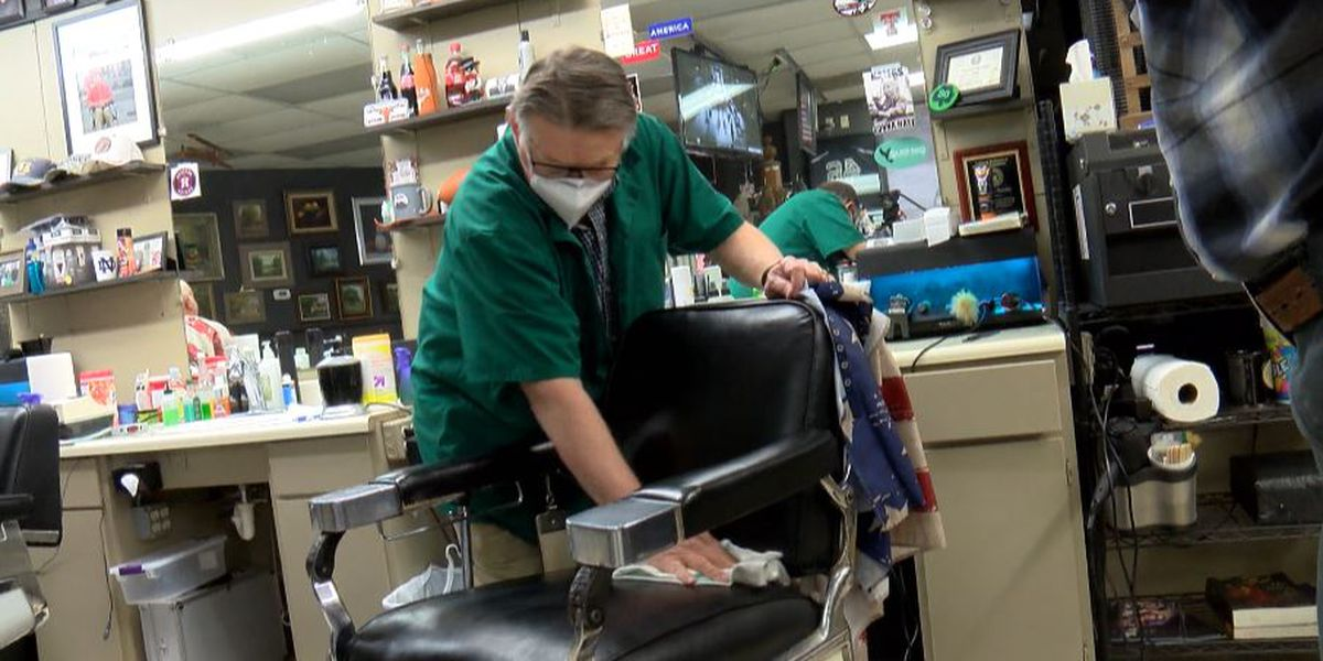 Lubbock barber shops happy to open after frustrating closure