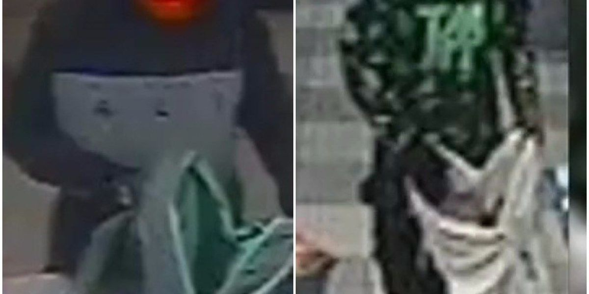 Lubbock police searching for EZ Mart robbery suspects