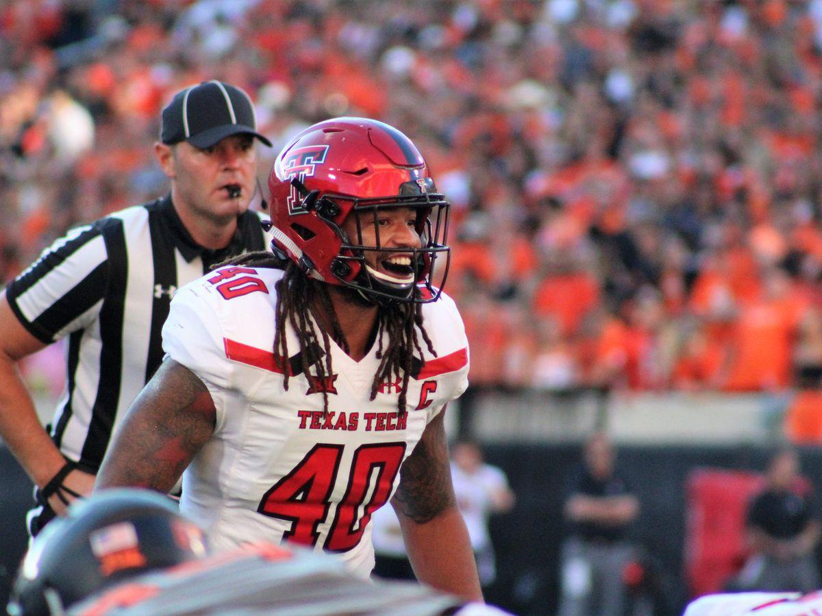 Five Red Raiders garner AP All-Big 12 Accolades