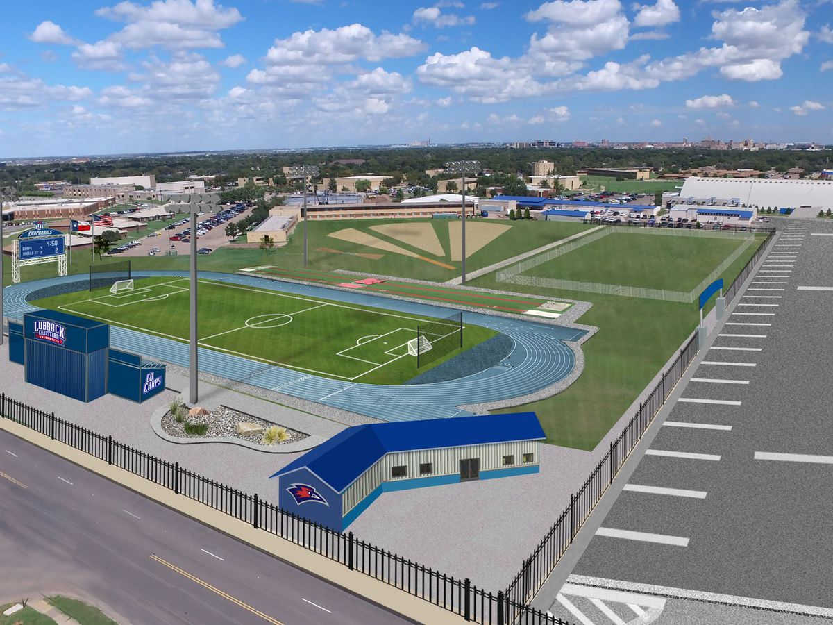 LCU breaks ground on new soccer, track and field complex