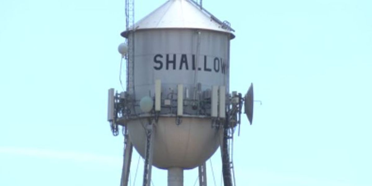 New water infrastructure in Shallowater