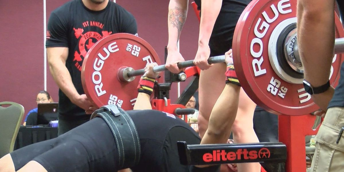 The Reap What You Sow Barbell Classic brings weightlifters from all over to Lubbock