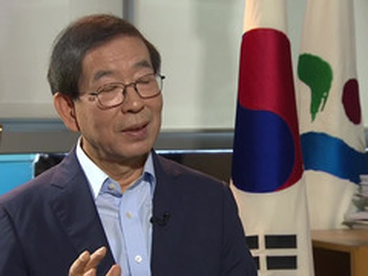 Seoul mayor left note saying 'sorry' as South Korea mourns