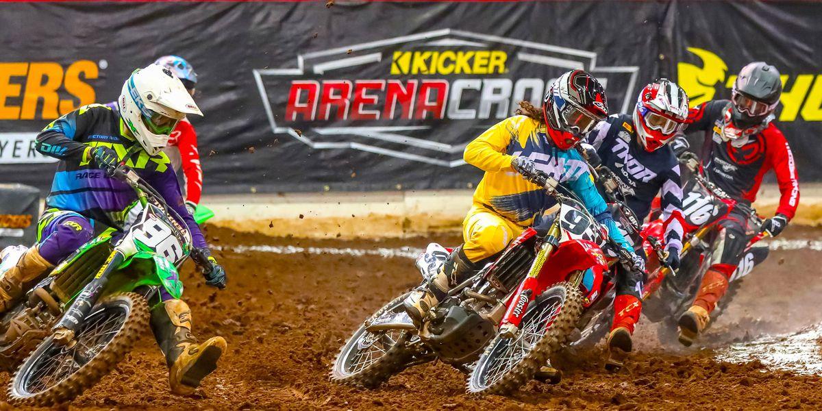 Levelland to hold Kicker AMA Arenacross Jan. 15 & 16, 2021