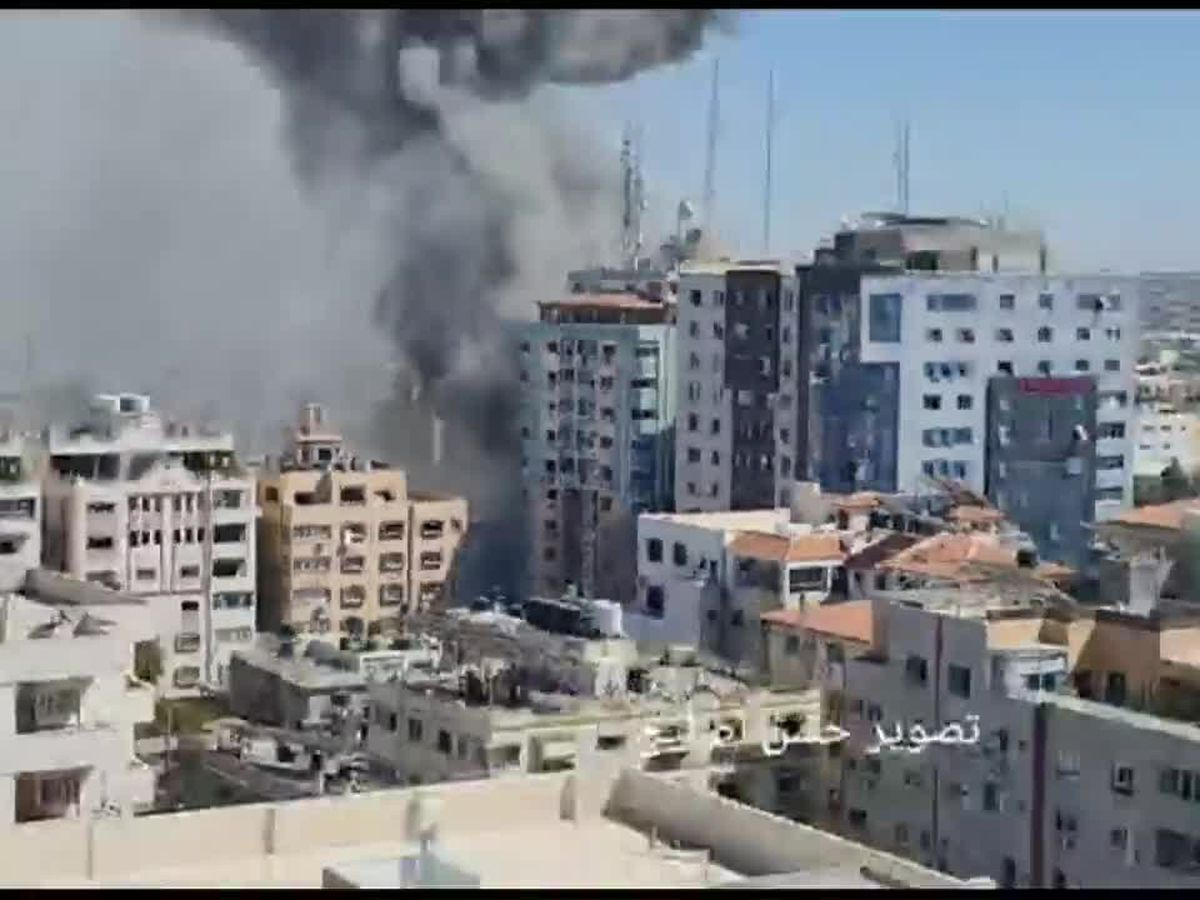 AP's top editor calls for probe into Israeli airstrike that destroyed its Gaza office