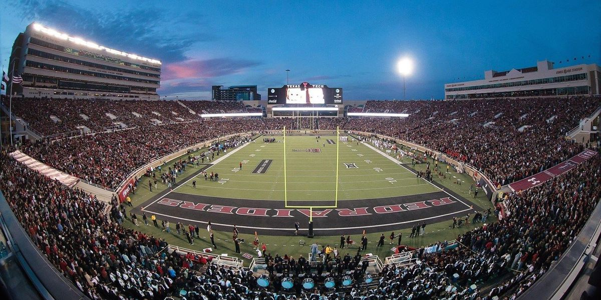 Texas Tech-TCU selected for 2:30 p.m. kickoff in Fort Worth