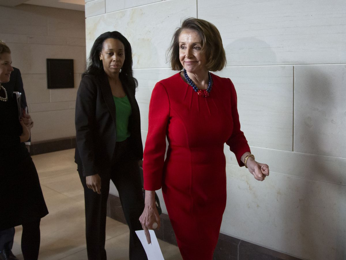 Pledge to limit tenure as speaker wins over Pelosi critics