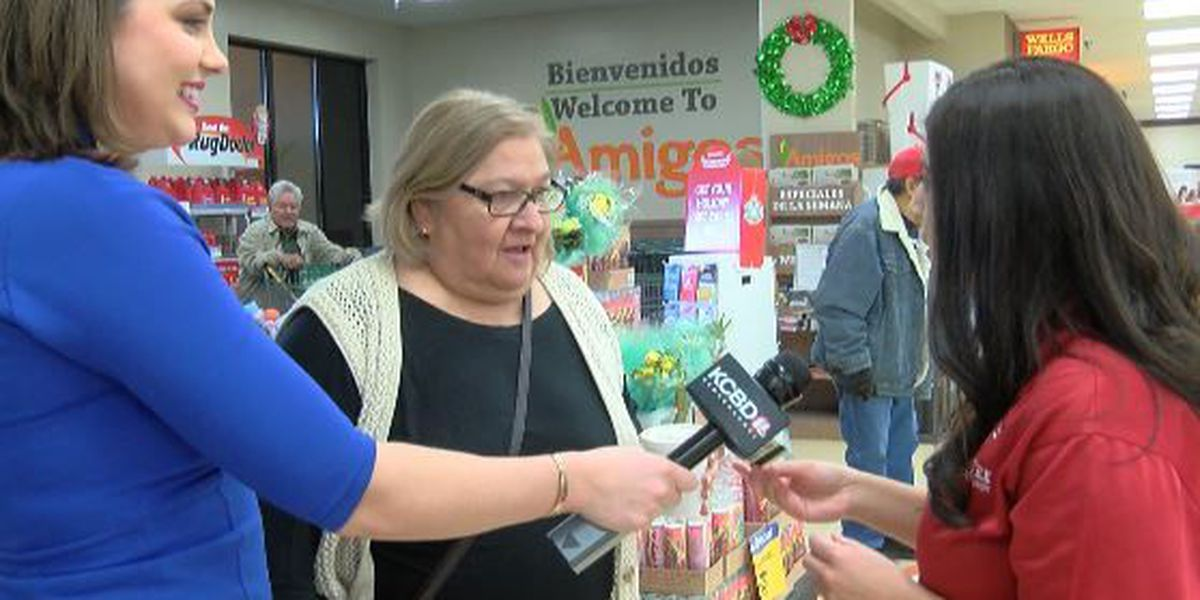 Pay it Forward: Stocking up for the holidays