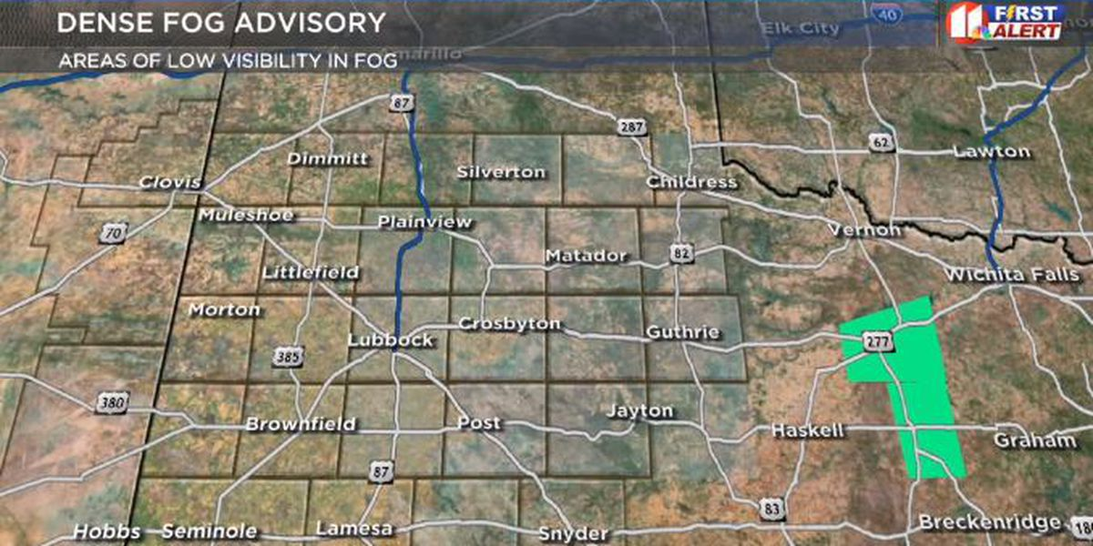 South Plains rain and storm update