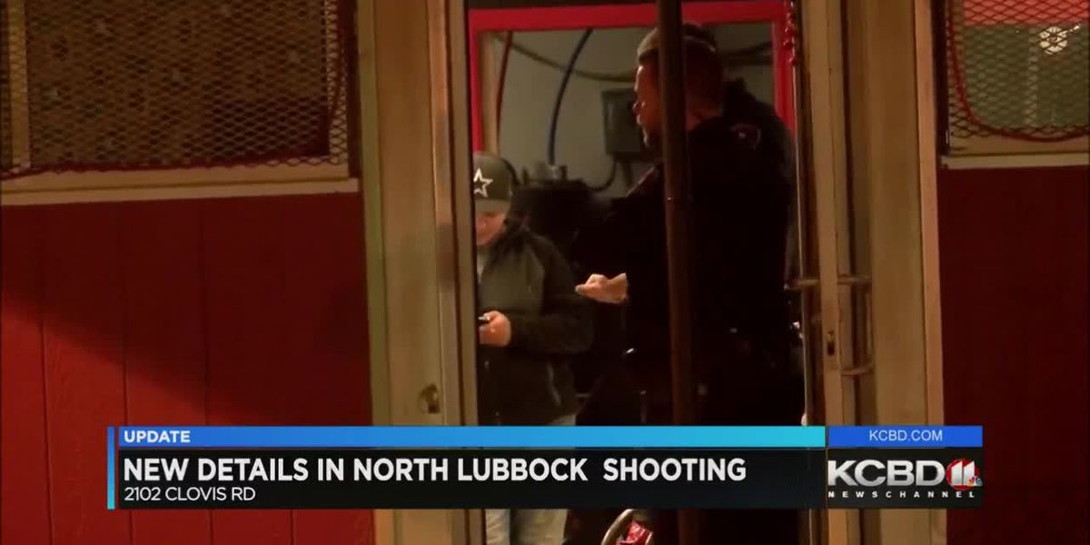 Juvenile in custody charged in North Lubbock shooting