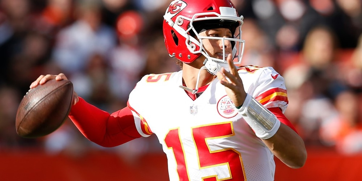 Patrick Mahomes' rookie card becomes most expensive football card ever sold