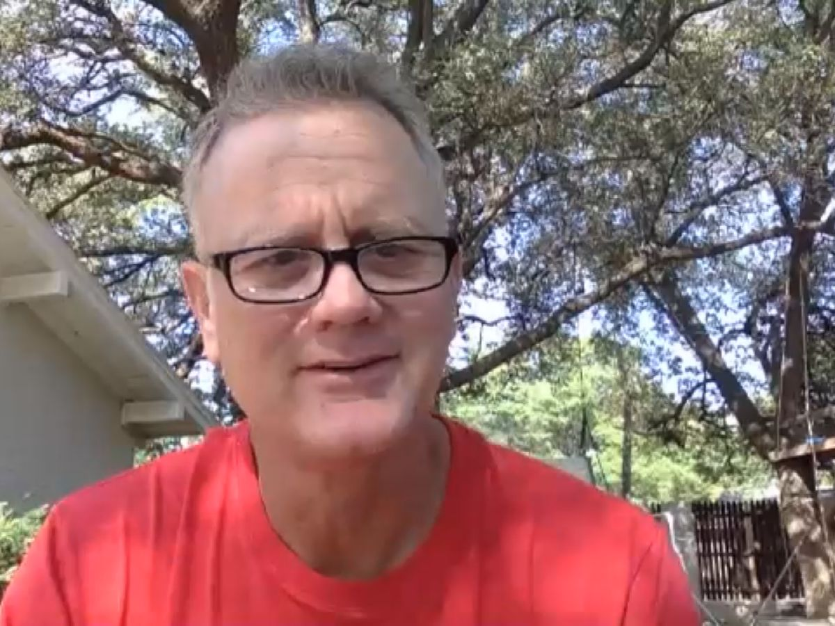 Full Video: One on one with Texas Tech soccer coach Tom Stone