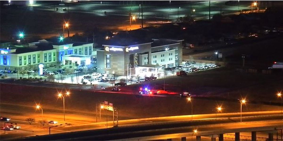 Pedestrian dies two weeks after being hit by vehicle on I-27 access road