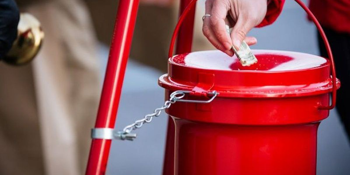 Severe weather causes Salvation Army to be behind on donations