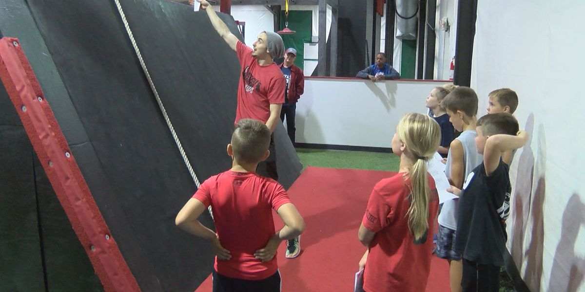 Obstacle Warrior Kids hosts National Ninja League Competition