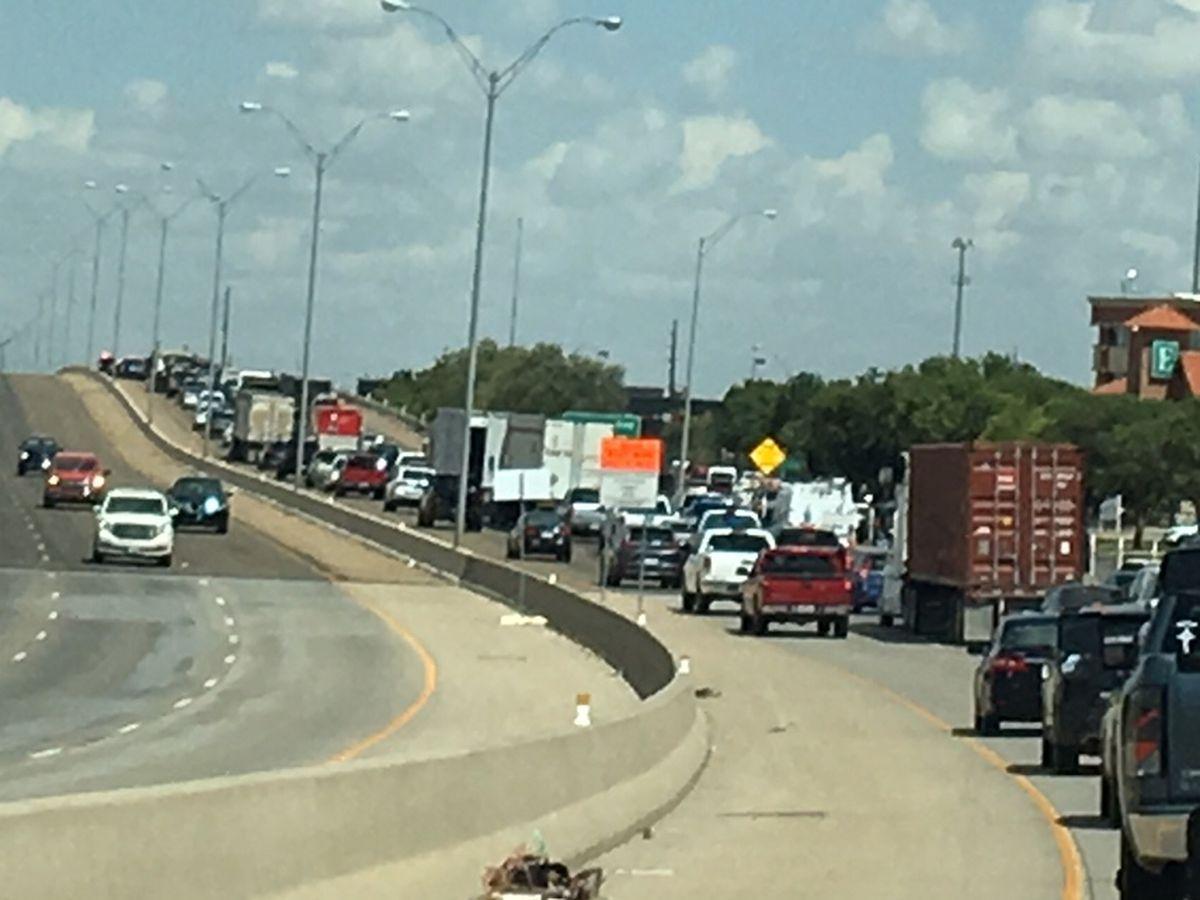 TRAFFIC ALERT: Crash on South Loop 289 delays afternoon traffic