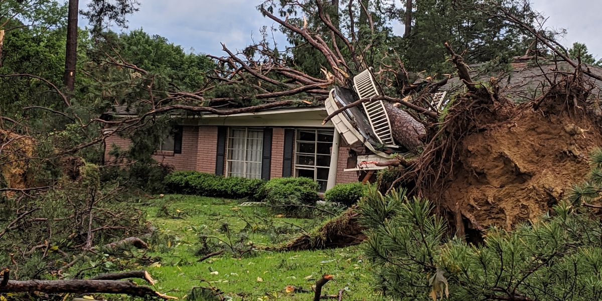 Cleanup efforts continue after storms cause school closures, power outages throughout East Texas
