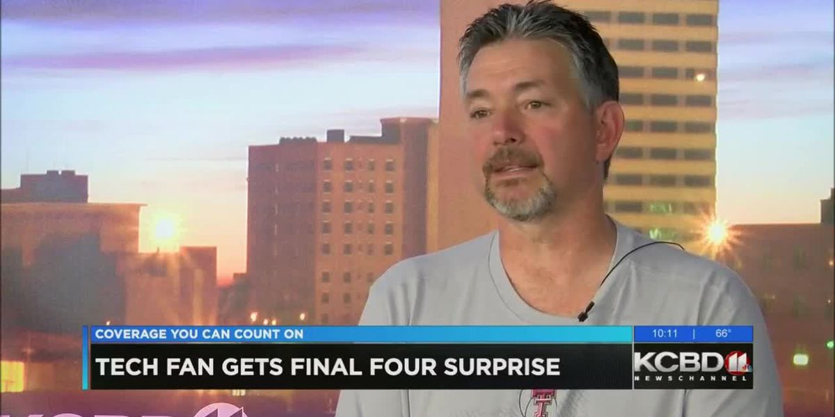 Red Raider fan steps up to help family scammed out of tickets