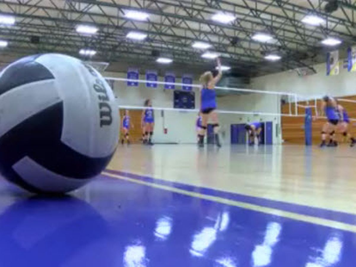 High School volleyball scores: October 16