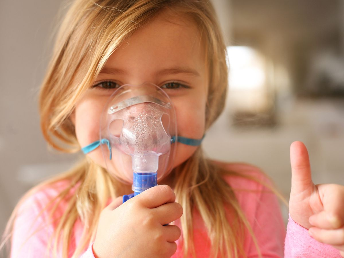 Healthwise: The Zone asthma camp