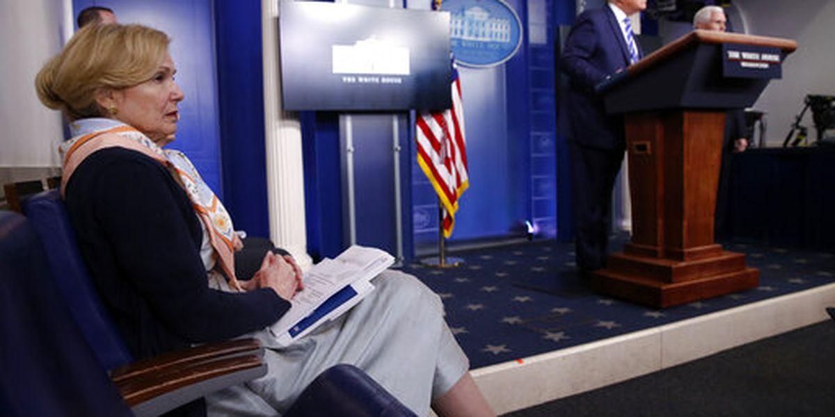 Birx weighs in on President Trump's coronavirus messaging